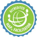 HAP Accredited Facilitator Seal